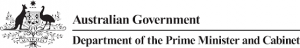 Logo of Australian Government Department of the Prime Minister and Cabinet