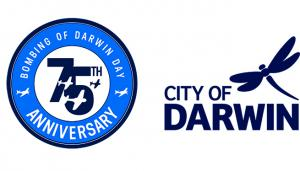 Logo for City of Darwin