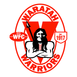 Waratah Warriors logo