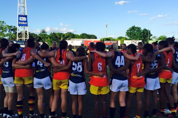 NT WOMEN TO PLAY SA THIS WEEKEND