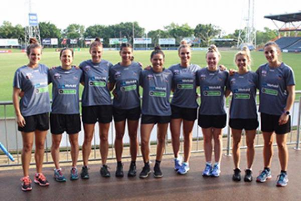 AFL WOMEN'S COMPETITION TO PLAY IN DARWIN