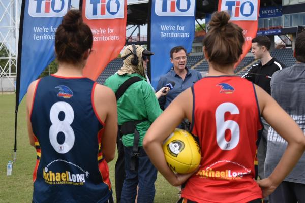 INAUGURAL TIO WOMEN'S LIGHTNING SERIES LAUNCHED
