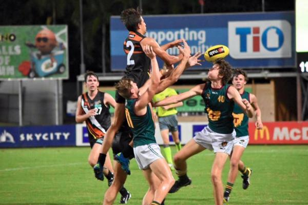 NT BOYS TRIUMPH OVER TASMANIA IN FIRST MATCH OF 2016 NAB AFL U-18 CHAMPIONSHIPS