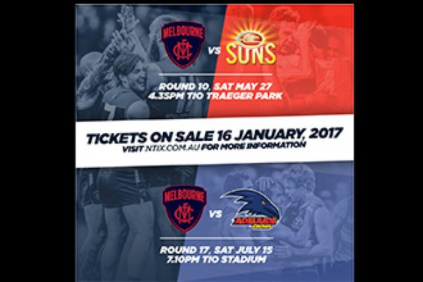 AFL TICKETS ON SALE TODAY