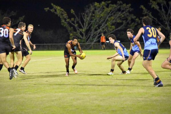 NT UNDER 16s GO DOWN TO NSW/ACT