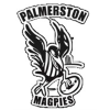 Palmerston Magpies logo