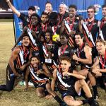 2019 NT Inclusion team winners