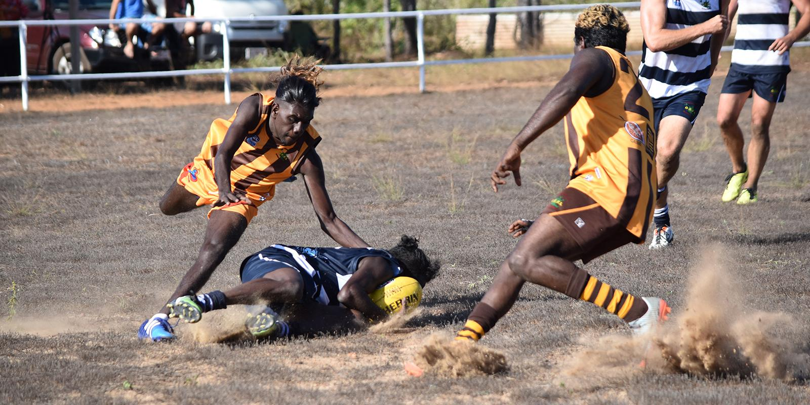 Groote Eylandt grand final photo