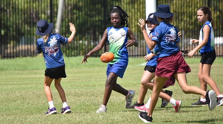 School sports and girls gala days increased in 2017
