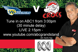 ABC TV Rd 10 - Wanderers v Southern Districts LIVE