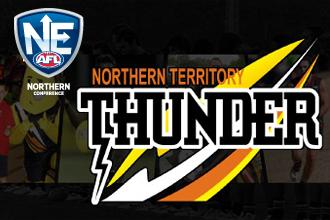 NEAFL Draw Released - Thunder Secures Prime Games
