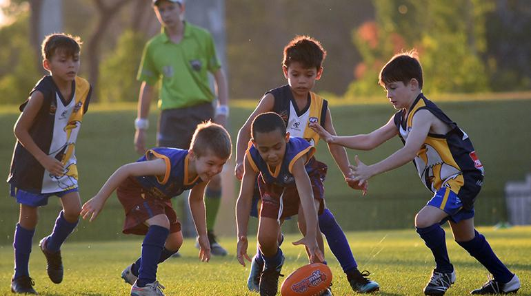 Junior footy to be part of the NTFL