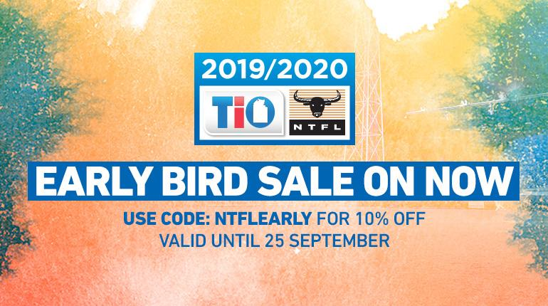 2019/20 TIO NTFL memberships now on sale