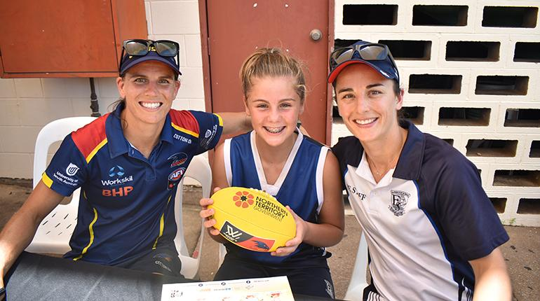 Crows Cup returns to Darwin!