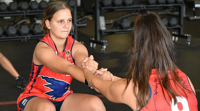 Danielle Ponter is expected to make her AFLW debut