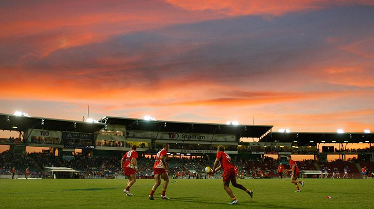 Gold Coast Suns to have Darwin as an academy zone