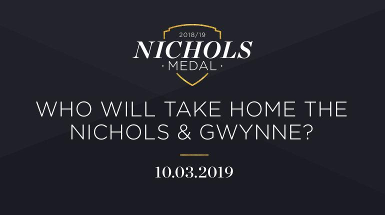 Nichols Medal preview
