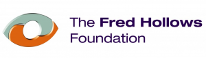 logo of the Fred Hollows Foundation