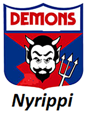Nyirripi Demonds logo
