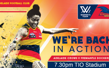 AFLW Adelaide Crows