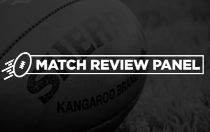 Match Review Panel Rd 13