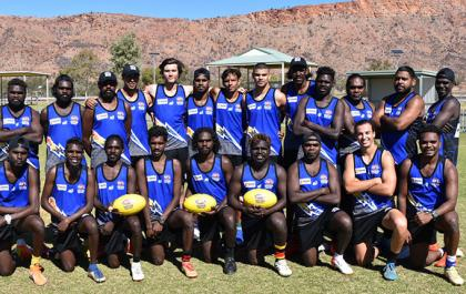 Top End Storm team 2019
