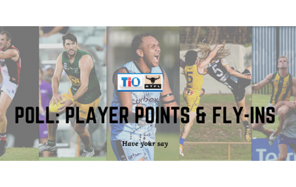 Poll 1 for player points and fly-ins