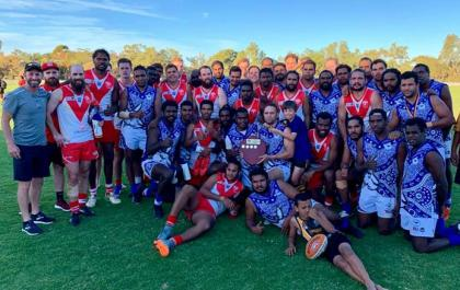 2019 Tony Cusack Shield teams