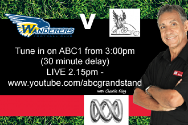 ABCTV Rd 11 - Palmerston v Wanderers LIVE!