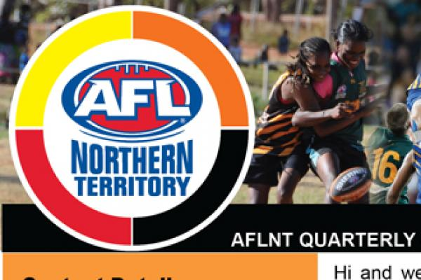 AFLNT Quarterly - The Black Edition