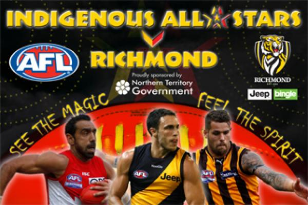 All Stars to take on Tigers in Alice - Feb 8th