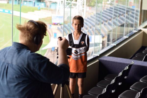 TIO NTFL continues awareness raising campaign with beyondblue this weekend