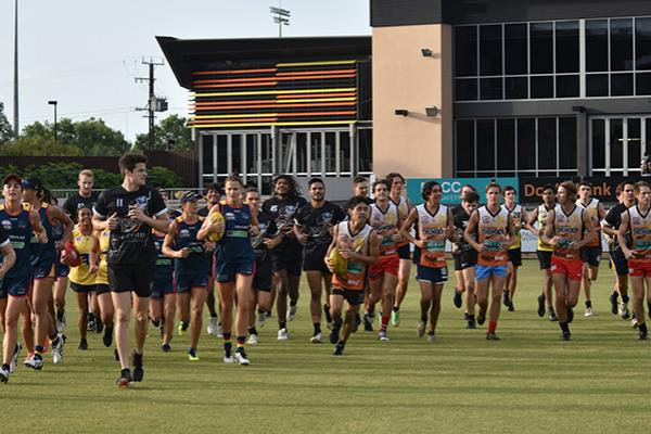 What the future of NT Thunder Academy training might look like