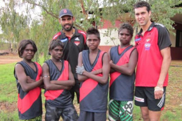 ESSENDON CONTINUES ITS JOURNEY IN THE NT