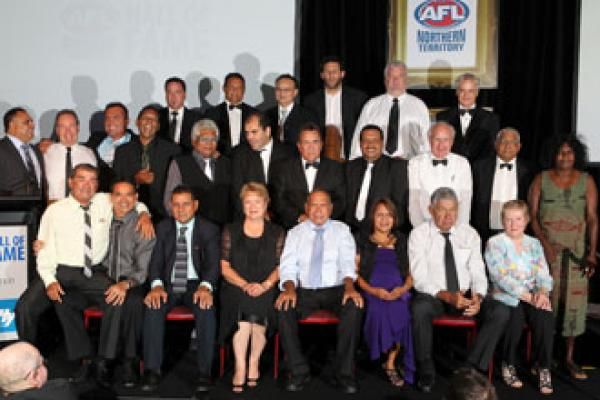 AFL NORTHERN TERRITORY HALL OF FAME