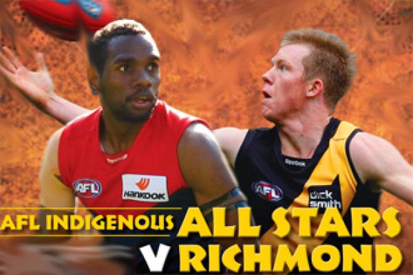 LONG APPLAUDS COLLOBORATION AHEAD OF ALL STARS IN ALICE SPRINGS