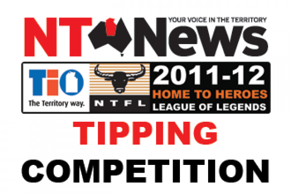 2011-12 NT NEWS NTFL TIPPING COMPETITION