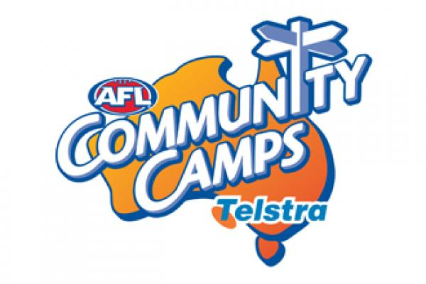 Telstra AFL Community Camp in Darwin!