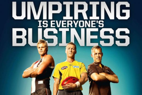 A WEEK IN UMPIRING: WHAT REALLY HAPPENS IN THE NTFL