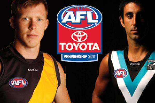 AFL Premiership match tickets now on sale !