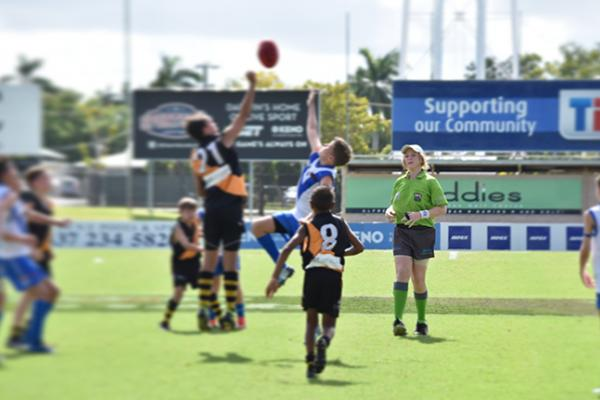Come try your hand at NTFL umpiring