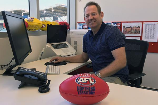 Stu Totham will be the new AFLNT CEO