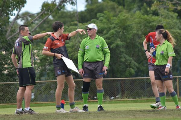New umpiring roles avaliable
