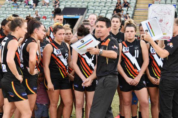 NT Thunder seeks a new VFLW coach