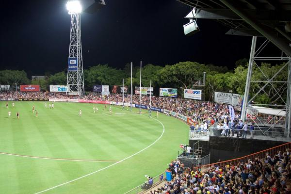 AFL games in NT