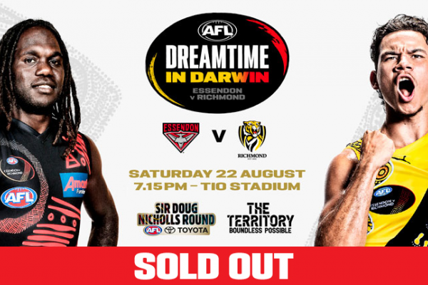 Dreamtime Sold Out Image
