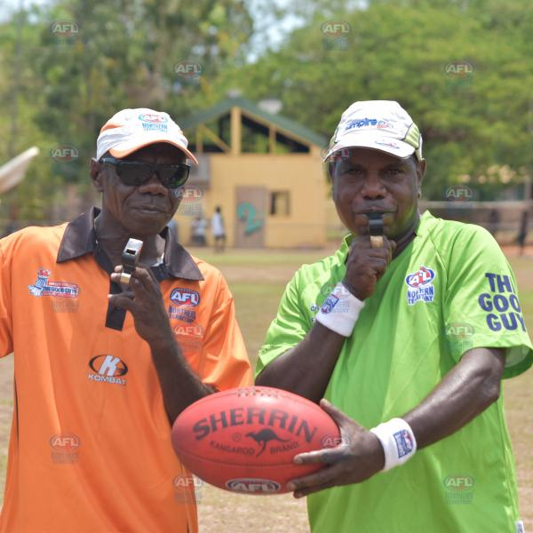 Local Tiwi umpires ready to go
