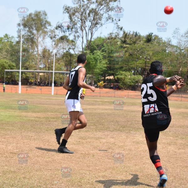 Tiwi dominating play on their home turf