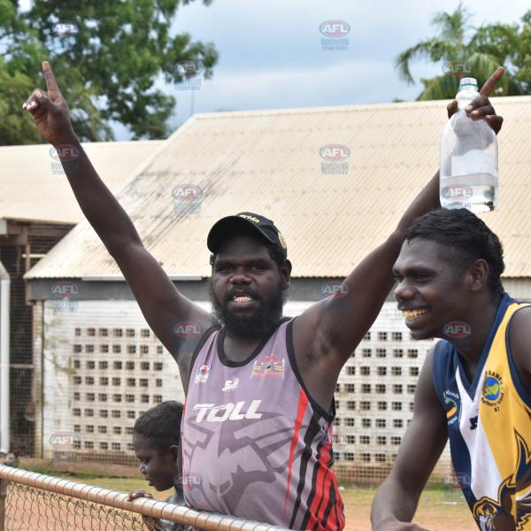 Excited that Tiwi won their second Men's Premier League match for the season