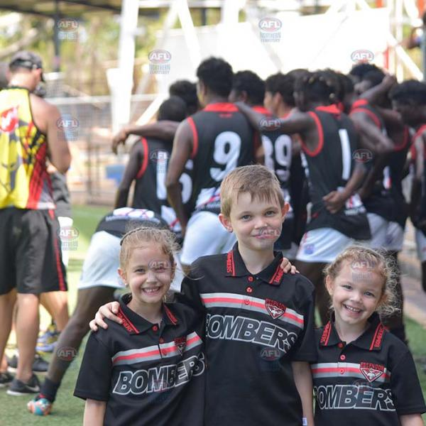 Tiwi Bombers number one fans